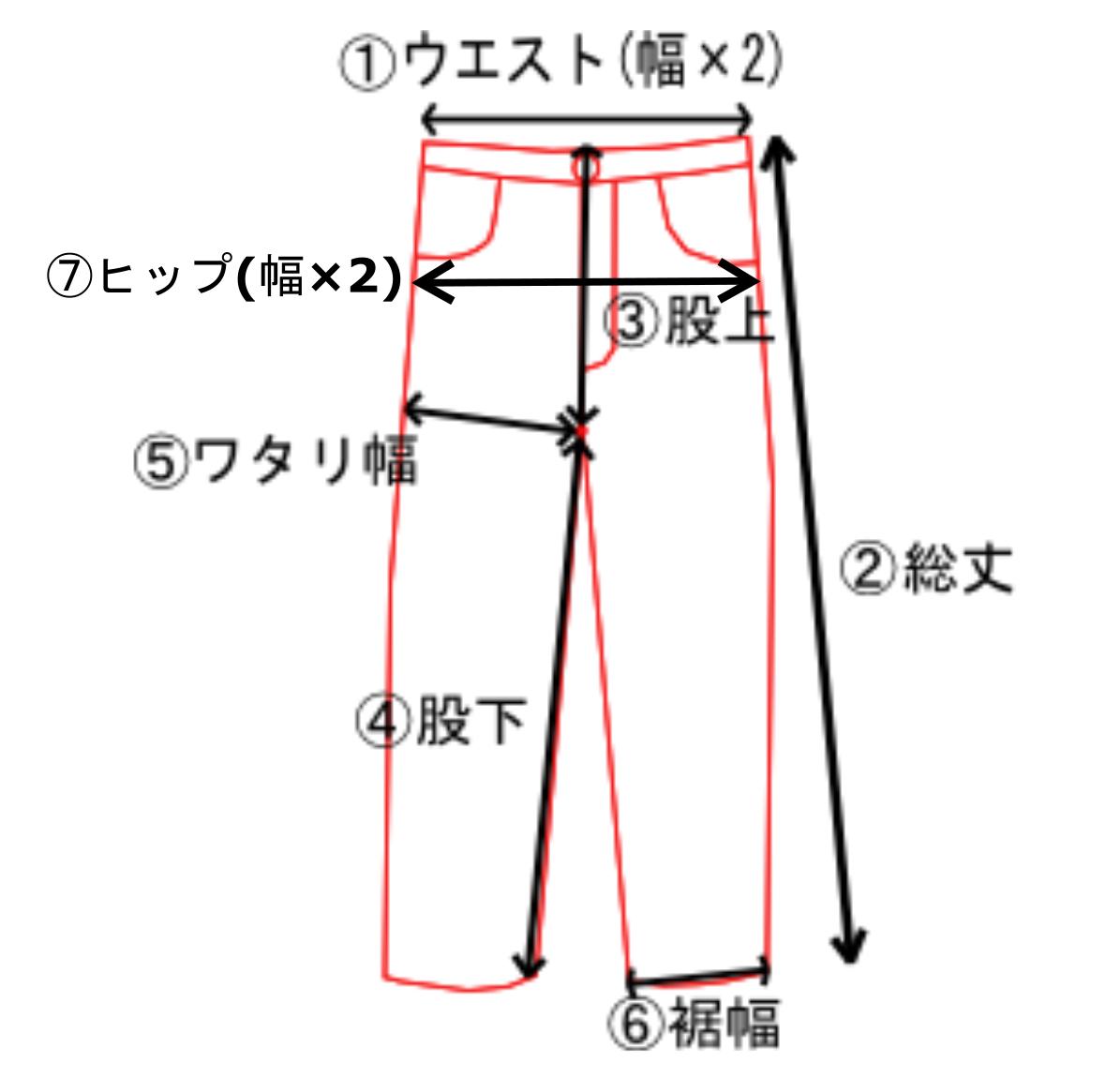 size-pants
